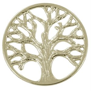 Picture of Medium Gold Tree of Life Screen