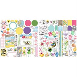 Picture of Springtime Stackable Stickers by Lauren Hinds