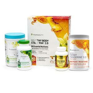 Picture of Anti-Aging Healthy Body Pak™ 2.5